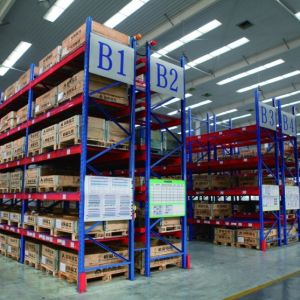 Hot Sale Heavy Duty Pallet Rack pictures & photos