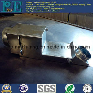 OEM High Quality Sheet Metal Fabrication Steel Machine Housing