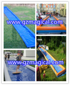 Inflatable Slip and Slide for Skateboard / Water Slip N Slide pictures & photos