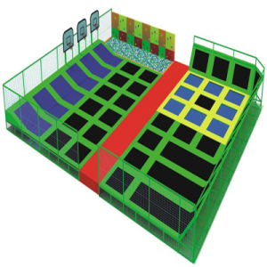 Good Quality&Price Commercial Indoor Biggest Trampoline