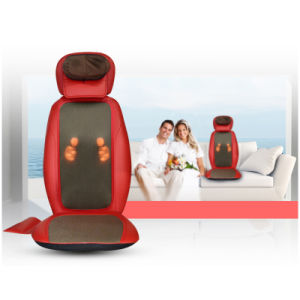 Body Massager 3D Heating Shiatsu Massage Cushion for Car Use pictures & photos