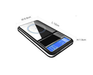 Touch Digital High Quality Pocket Scale 500g/0.01g pictures & photos