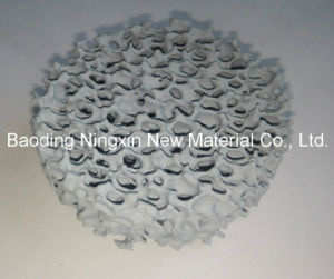 Refractory Silicon Carbide Sic Ceramic Foam Filter for Foundry Grey Iron Castings Filtration