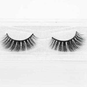 0e6b275577a Me&Lash 2018 Best Seller Private Logo 3D Mink Strips Lashes 055 100% Mink  Hair False