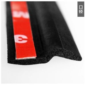 Custom Adhesive Foam Sealing Strips with 3m Tape pictures & photos