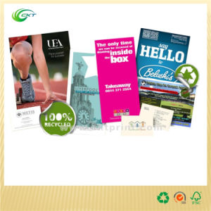 The Most Qualified Booklet Printing in Competitive Price (CKT-BK-649)