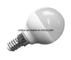 6W High Quality P45 LED Bulb with CE RoHS Approal and Three Years Warranty