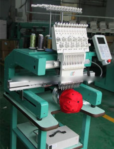 High Quality Single Head Machine for Embrodering Cap
