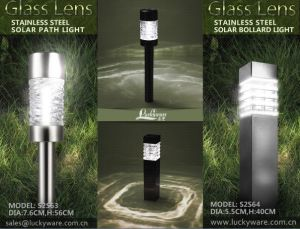Stainless Steel Solar Path Light pictures & photos