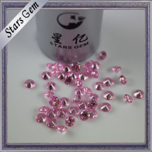 Small Size Lovely Pink 8heart&8arrow Cubic Zirconia pictures & photos