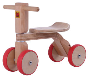 Specifical Customized Wooden Baby Walker/Ride on Toy/Baby Car