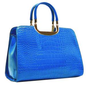 2017 Korean Fashion Bag Handbags Pu Royal Blue Tote Hd25 155