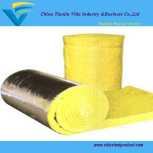 China Heat Insulation Glass Wool Manufacturer pictures & photos