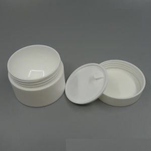 Double Wall PP Cream Jar, Plastic Jar pictures & photos