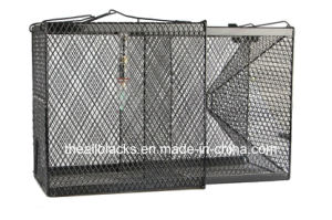 Fish Trap/Fishing Trap Net-Fish Trap Cage-Crab Net -Fishing Tackles-Fishing Equipment CT04