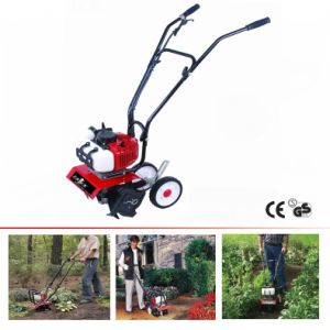52cc Gasoline Powered Tiller Cultivator pictures & photos