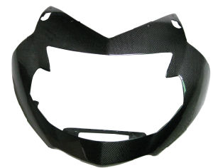 Carbon Fiber Upper Fairing for BMW K1200s pictures & photos