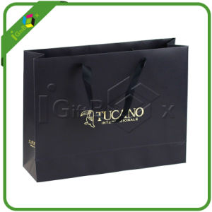 Customized Paper Gift Shopping Bags pictures & photos
