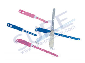 PVC ID Band, Patient ID Bracelet, Hospital ID Band, Identification Band with CE & ISO pictures & photos
