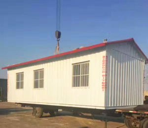 Fast Installation Container Movable House pictures & photos