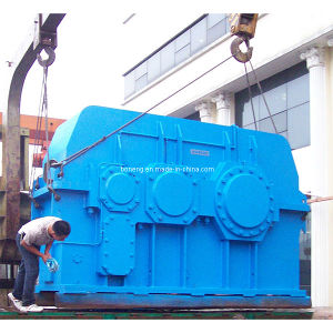 Heavy Duty Industrial Helical Gear Box