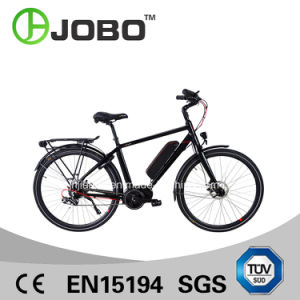 36V 250W Middle Motor 10.4ah Battery Powered Electric Bicycle pictures & photos