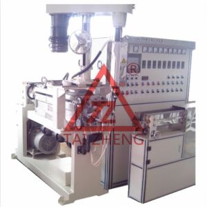PVC Extruded Cable Insulation Machine pictures & photos