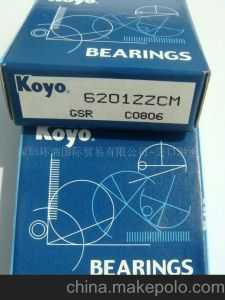 6201 Deep Groove Ball Bearing Koyo