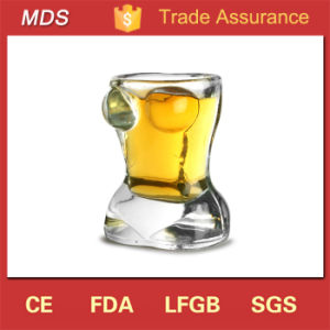 Novelty Wholesale Glassware Lady Body Torso Sexy Shot Glass pictures & photos