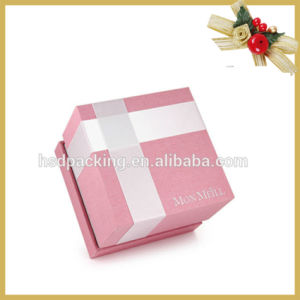 China Manufacturer Luxury Watch Jewellery Packing Gift Box