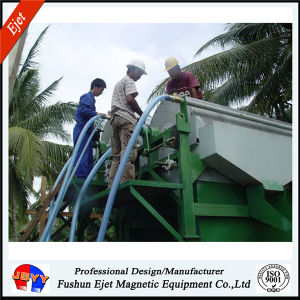 China Manufacturer Magnetic Drum Separator Price for River Sand pictures & photos