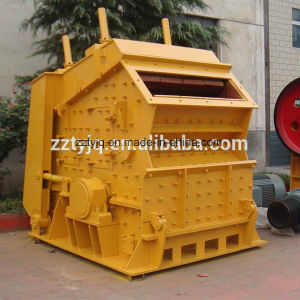 High Productive Low Cost PF Series Hard Rock Couter-Attacking Crusher