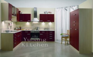 Modern Style Kitchen Cabinets (kitchen furniture #M2012-12) pictures & photos