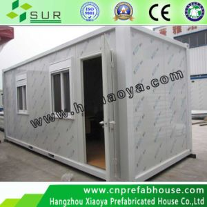 Low-Cost Mobile Office Container Homes pictures & photos