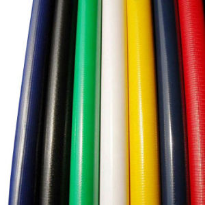 Polyester Oxford PVC Coated Fabric pictures & photos