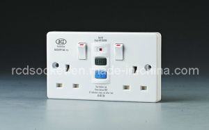 RCD Surge Protection, Bs Standard socket (BKZ0230SPW)