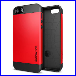 for iPhone 6 Plus Case Slim Armor Spigen Sgp Cases pictures & photos