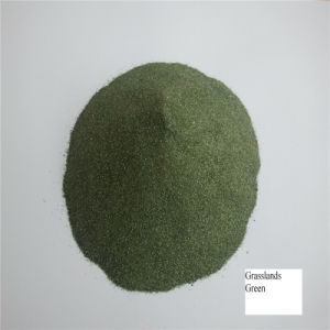 Greenland Green Silica/Quartz Sand for Solid Surface Counter Top pictures & photos