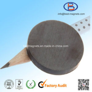 D30X4 Y30bh High Quality Disc Shape Anisotropic Ferrite Magnet