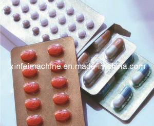Automatic Pills Al PVC Blister Packaging Machine (DPP-250DI)
