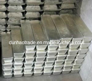 Competitive Price, Superior Quality Tin Ingot with Sn 99.9% Min