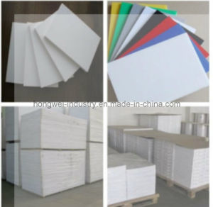 Good Qualtiy White PVC Free Foam Board for Building Material with Good Plasticity pictures & photos