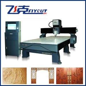 1300X2500mm 3D Wood Carving CNC Router pictures & photos