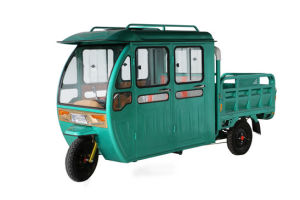 Indian Most Popular Vehicle Electric Tricycle/E-Rickshaw with Passenger Seats