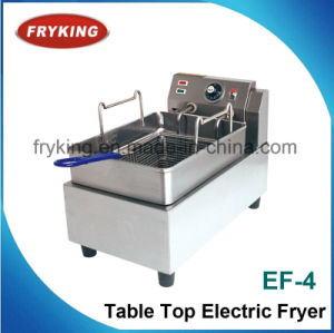Commercial High Quality Electric Deep Open Fryer for Restaurant pictures & photos