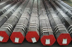 Carbon Seamless Steel Pipes (ASTM A106 Grb) .