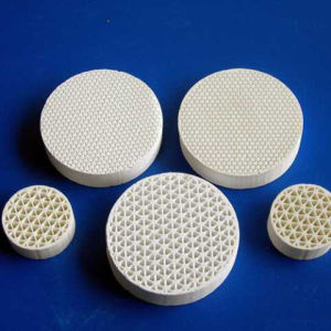 Thermal Shock Resistant Honeycomb Ceramic Foundry Filter pictures & photos