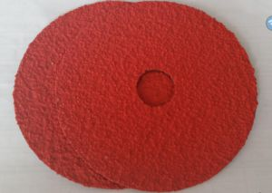 Fibre Disc/Resin Fiber Disc/Abrasive Disc/Edger Disc pictures & photos