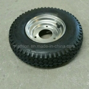 4.10-6 3.50-5 3.50-8 Tt/Tl Pneumatic Tire & Wheel