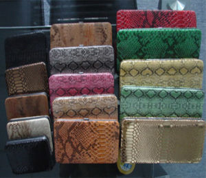 Offering Leather Clutch Bag Wholesale (W792-3)
